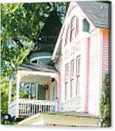 Captain Harris House Memphis Acrylic Print