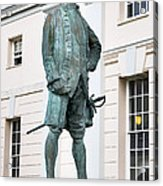 Captain James Cook, British Explorer Acrylic Print