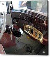 Car 190 Acrylic Print