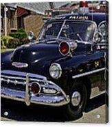 Car 54 Where Are You Acrylic Print