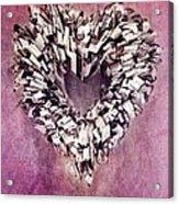Cardia Acrylic Print