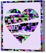 Cardiac Acrylic Print