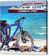 Caribbean Spirit Acrylic Print