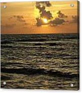 Caribbean Sunrise Acrylic Print