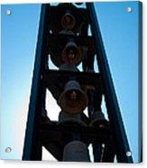 Carillon Bell Tower 9/11 Memorial Acrylic Print