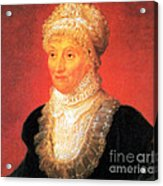 Caroline Herschel, German-british Acrylic Print