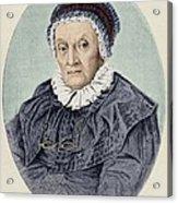Caroline Herschel Acrylic Print