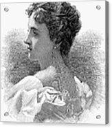 Caroline Lavinia Harrison Acrylic Print by Granger