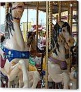 Carrousel 84 Acrylic Print