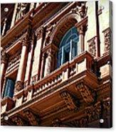 Casa Rosada Acrylic Print