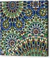 Casablanca, Morocco Acrylic Print