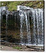 Cascade Falls Acrylic Print
