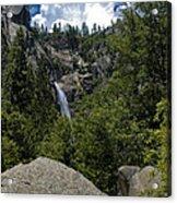 Cascade Falls Yosemite National Park Acrylic Print