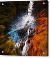 Cascade Waterfall Acrylic Print