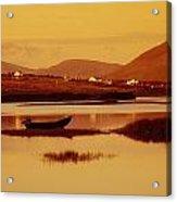 Cashel, Achill Island, County Mayo Acrylic Print