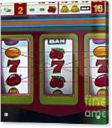 Casino Acrylic Print