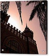 Castell Dels Tres Dragons - Barcelona Acrylic Print