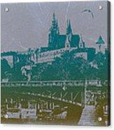 Castillo De Praga Acrylic Print