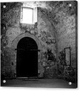 Castillo De San Marco Acrylic Print