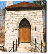 Castle Mcculloch Acrylic Print