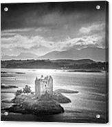 Castle Stalker Acrylic Print