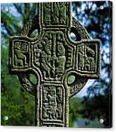 Castledermot, Co Kildare, Ireland North Acrylic Print