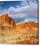 Castles In The Sky Acrylic Print