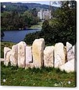 Castlewellan Castle, Castlewellan, Co Acrylic Print