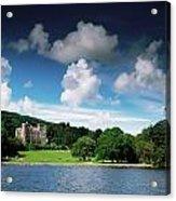 Castlewellan Castle & Lake, Co Down Acrylic Print