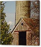 Castorland Barn Acrylic Print