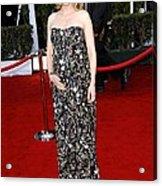 Cate Blanchett Wearing A Balenciaga Acrylic Print