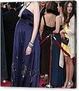 Cate Blanchett Wearing A Dries Van Acrylic Print