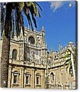 Catedral De Santa Maria De La Sede - Sevilla Acrylic Print