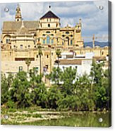 Cathedral Mosque Of Cordoba Acrylic Print