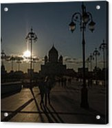 Cathedral Of Christ The Saviour Acrylic Print