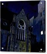 Cathedral On James St Acrylic Print