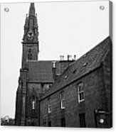 Catholic Cathedral Of St Mary Of The Assumption Aberdeen Scotland Uk Acrylic Print by Joe Fox