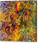Cavalcade Of Carnival / Sold Acrylic Print