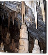 Cave Formations 44 Acrylic Print