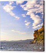Cave Rock - Lake Tahoe Acrylic Print