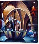 Caverna Magica Acrylic Print