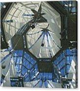 Ceiling Sails Acrylic Print
