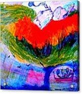 Celebration Of Life.. Be..4 Acrylic Print