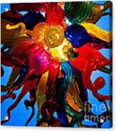 Celestial Glass 7 Acrylic Print
