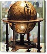 Celestial Globe, 17th Century Acrylic Print