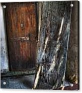 Cell Doors - Eastern State Penitentiary Acrylic Print