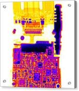 Cell Phone Acrylic Print