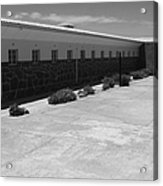 Prison Cell Row Acrylic Print