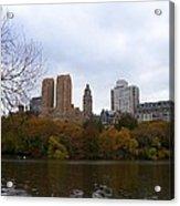 Cental Park City View Acrylic Print