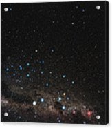 Centaurus Constellation Acrylic Print